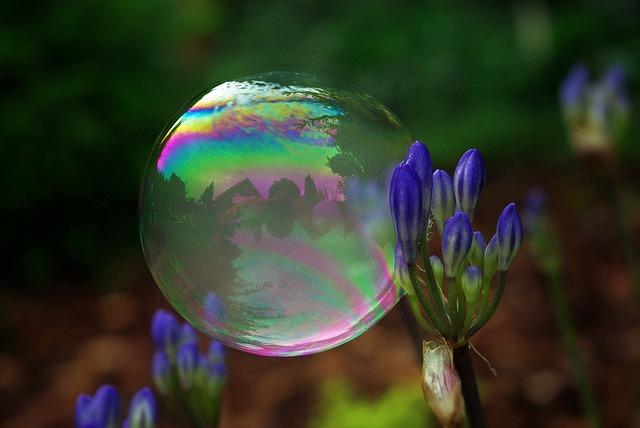 Заметка «Мыльные пузыри»