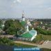 Владимир: Вид на город со старой водонапорной башни
